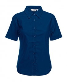 Fruit of the loom Lady-Fit Oxford Shirt SSL